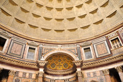 Ιταλία pantheon Ρώμη Στοκ φωτογραφία με δικαίωμα ελεύθερης χρήσης