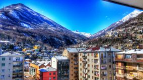 Ιταλία-Villadossola Στοκ φωτογραφία με δικαίωμα ελεύθερης χρήσης