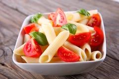 ιταλικά ζυμαρικά στοκ φωτογραφία