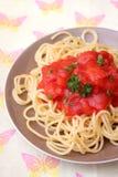 ιταλικά ζυμαρικά στοκ εικόνα