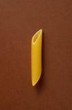 ιταλικά ζυμαρικά penne Στοκ Εικόνες