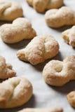 Ιταλικά μπισκότα Στοκ Φωτογραφία