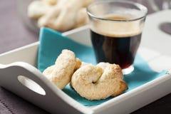 Ιταλικά μπισκότα Στοκ Φωτογραφίες