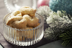 Ιταλικά μπισκότα Στοκ φωτογραφίες με δικαίωμα ελεύθερης χρήσης