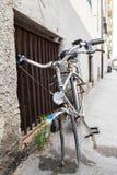 Ιταλικά παλιά ποδήλατα Στοκ φωτογραφία με δικαίωμα ελεύθερης χρήσης