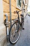 Ιταλικά παλιά ποδήλατα Στοκ Εικόνες