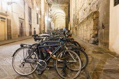 Ιταλικά παλιά ποδήλατα Στοκ φωτογραφίες με δικαίωμα ελεύθερης χρήσης