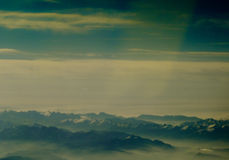 Ιταλικές Άλπεις Στοκ φωτογραφία με δικαίωμα ελεύθερης χρήσης