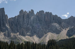 Ιταλικές Άλπεις Στοκ Εικόνες