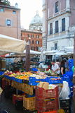 Ιταλική αγορά προϊόντων Στοκ Φωτογραφία
