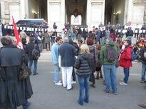 Ιταλική επίδειξη εκπαιδευτικών συστημάτων Στοκ Φωτογραφία
