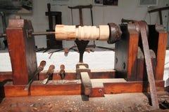 Ιταλική ξυλουργική βιοτεχνίας Στοκ Φωτογραφίες