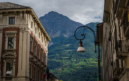 ιταλική οδός στοκ εικόνες