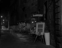 ιταλική οδός Στοκ εικόνα με δικαίωμα ελεύθερης χρήσης