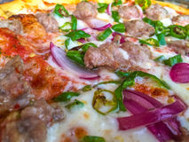 ιταλική πίτσα στοκ φωτογραφίες