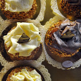 Ιταλική παράδοση αρτοποιείων Δημιουργική γαστρονομική ζύμη Στοκ φωτογραφία με δικαίωμα ελεύθερης χρήσης