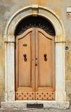 Ιταλική πόρτα Στοκ Εικόνες