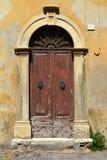Ιταλική πόρτα Στοκ Εικόνα