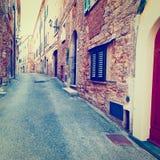 Ιταλική πόλη Στοκ φωτογραφία με δικαίωμα ελεύθερης χρήσης