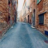 Ιταλική πόλη Στοκ Εικόνες