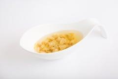Ιταλική σούπα μακαρονιών Στοκ εικόνα με δικαίωμα ελεύθερης χρήσης