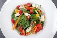 Ιταλική φρέσκια σαλάτα Στοκ Εικόνες