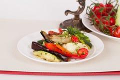 Ιταλική χορτοφάγος σαλάτα Στοκ φωτογραφία με δικαίωμα ελεύθερης χρήσης