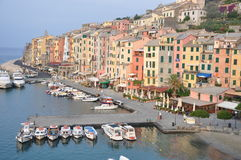 Ιταλικό λιμάνι στοκ εικόνες