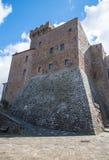 Ιταλικό παλαιό κάστρο Στοκ φωτογραφία με δικαίωμα ελεύθερης χρήσης