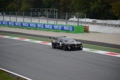 Ιταλικό πρωτάθλημα Chevrolet Camaro της GT σε Monza στοκ φωτογραφία