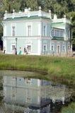 Ιταλικό σπίτι 1754-55 αρχιτέκτονες Argun και Kologrivov κτημάτων Kuskovo συνόλων Στοκ Εικόνες