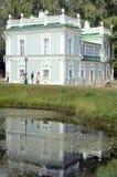 Ιταλικό σπίτι 1754-55 αρχιτέκτονες Argun κτημάτων Kuskovo συνόλων και θερμότητα Kologrivov Αύγουστος Στοκ Εικόνες