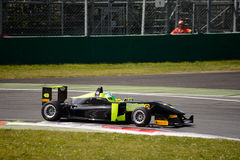 Ιταλικό τρόπαιο Dallara τύπου F2 που συναγωνίζεται σε Monza Στοκ Εικόνες