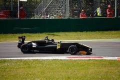Ιταλικό τρόπαιο Dallara τύπου F2 που συναγωνίζεται σε Monza Στοκ Φωτογραφία