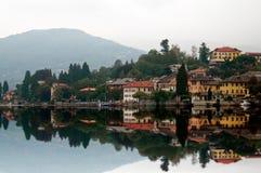 Ιταλικό χωριό Στοκ εικόνες με δικαίωμα ελεύθερης χρήσης