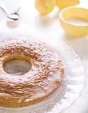 Ιταλικό doughnut Στοκ φωτογραφία με δικαίωμα ελεύθερης χρήσης