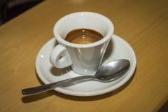 Ιταλικό espresso Στοκ Εικόνες