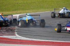 Ιταλικό F4 πρωτάθλημα που τροφοδοτείται από Abarth στοκ φωτογραφίες με δικαίωμα ελεύθερης χρήσης