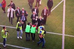 Ιταλικό supercup Στοκ Φωτογραφίες