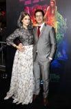 Ιωάννα Newsom και Andy Samberg Στοκ Φωτογραφία