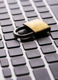 ιός ασφάλειας προγράμματος έννοιας υπολογιστών κώδικα Στοκ Φωτογραφίες