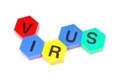 ιός Στοκ Εικόνες