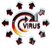 ιός ελεύθερη απεικόνιση δικαιώματος