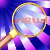 ιός Στοκ εικόνα με δικαίωμα ελεύθερης χρήσης