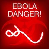 Ιός Ebola στην Αφρική ελεύθερη απεικόνιση δικαιώματος