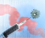 Ιός Zika Στοκ φωτογραφία με δικαίωμα ελεύθερης χρήσης