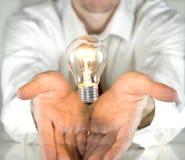 ιδέες επιχειρηματιών Στοκ φωτογραφία με δικαίωμα ελεύθερης χρήσης