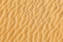 ιδανική σύσταση άμμου ανασκοπήσεων Στοκ φωτογραφία με δικαίωμα ελεύθερης χρήσης