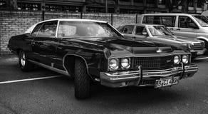 Ιδιοτροπία Chevrolet αυτοκινήτων φυσικού μεγέθους, 1973 στοκ εικόνα