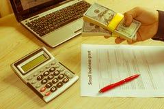 Ιδιωτικοί δανειστές δανείων επιχειρησιακών επιχειρήσεων δάνεια κανένα προσωπικό credi Στοκ Εικόνα